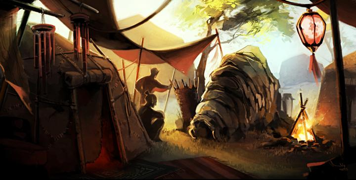 Tamriel Vault - Morrowind Character Build: The Ashlander Outcast