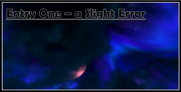 Entry One Banner
