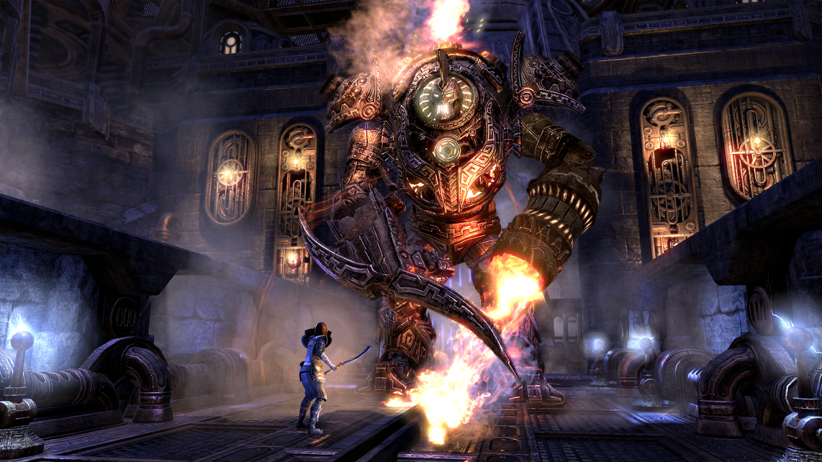 ESO Trial, Halls of Fabrication, Completed!