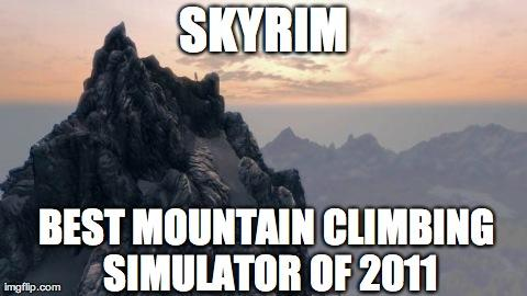Skyrim is the Best...
