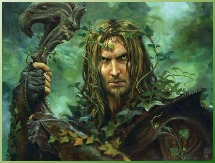 Character Build: The Druids Of Galen