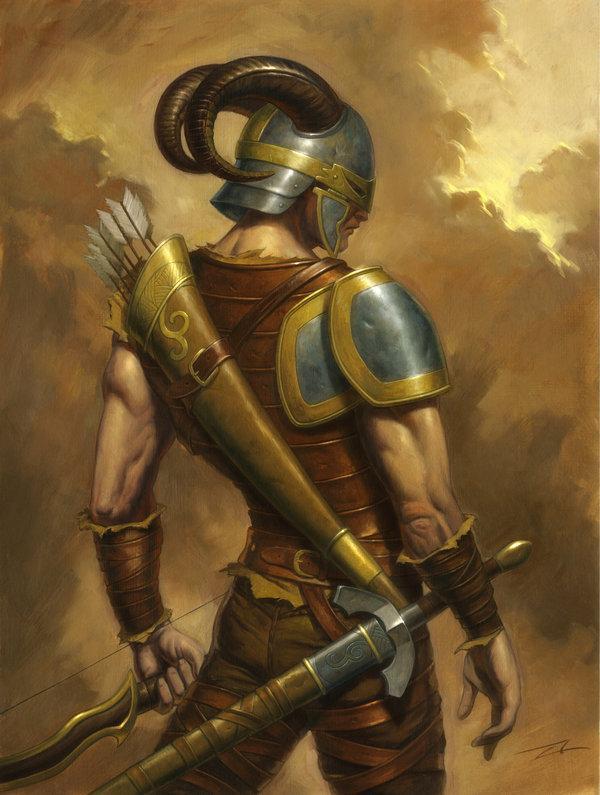 Tamriel Vault Character Build The Mercenary