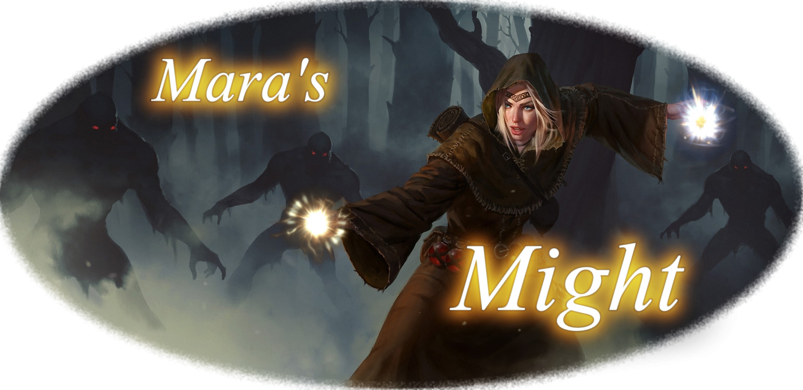 Tamriel Vault - Event Build: Mara's Might