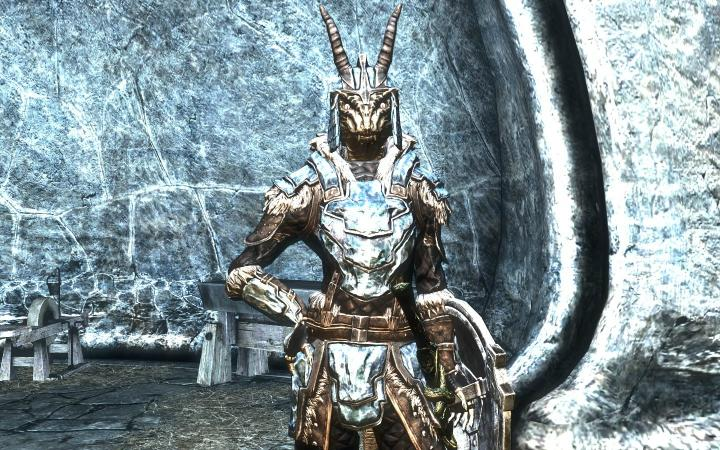 Tamriel Vault - Character Build: The Water Dragon