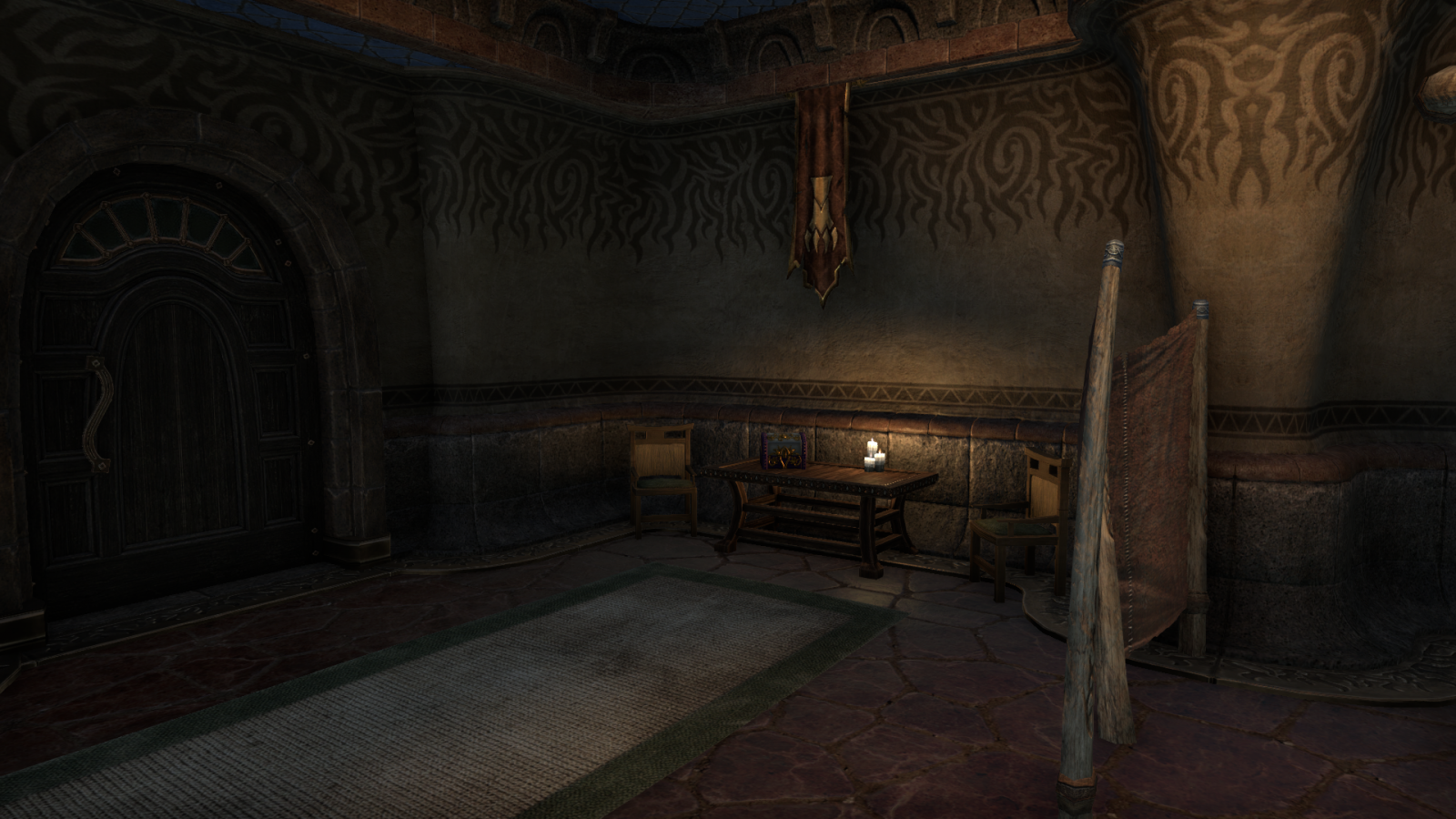 Tamriel Vault - Inn Room: Saint Delyn Penthouse