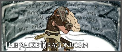 Character Build: The False Dragonborn