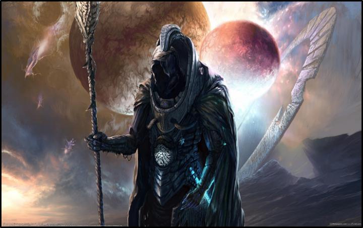 Tamriel Vault - Oblivion Character Build: The Dark Mage