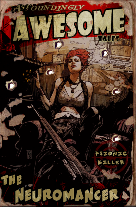 Neuromancer: Comic Book