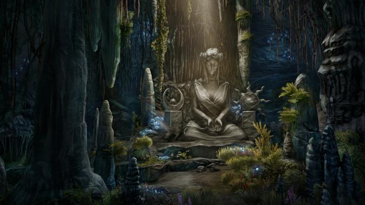 Tamriel Vault - Character Build: The Warden of Azura