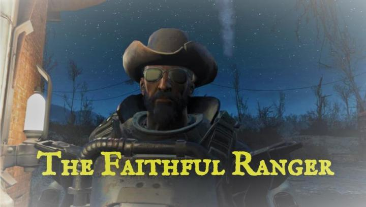 Tamriel Vault - Event Build: The Faithful Ranger (FO4)