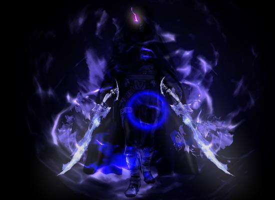 Tamriel Vault - Character Build: The Voidborn