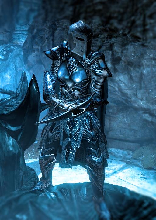 Skyrim Demon Hunter Build