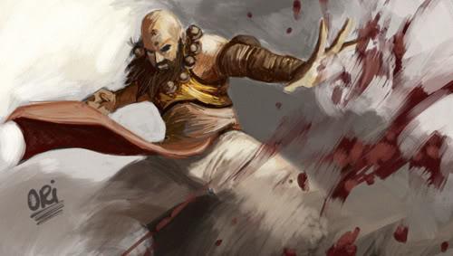 Tamriel Vault - Character Build: Master Monk