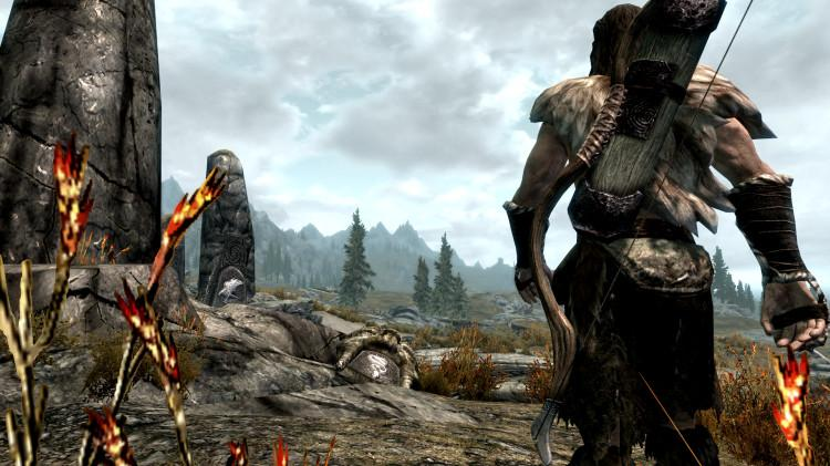 Tamriel vault character build atmoran totems the hawk