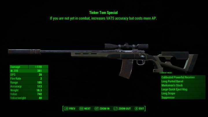 Fallout  Builds Tamriel Vault