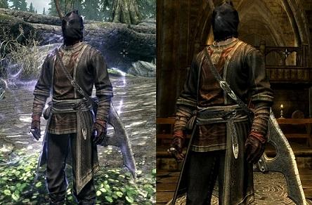 Tamriel Vault Character Build The Executioner