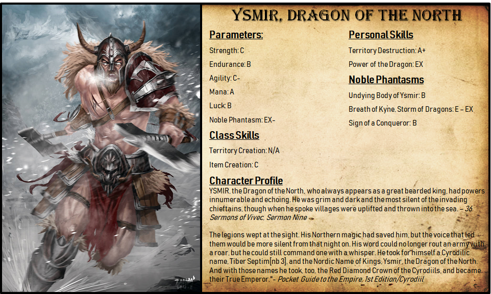Teaser Image 9 - Ysmir, Dragon of the North 2/2