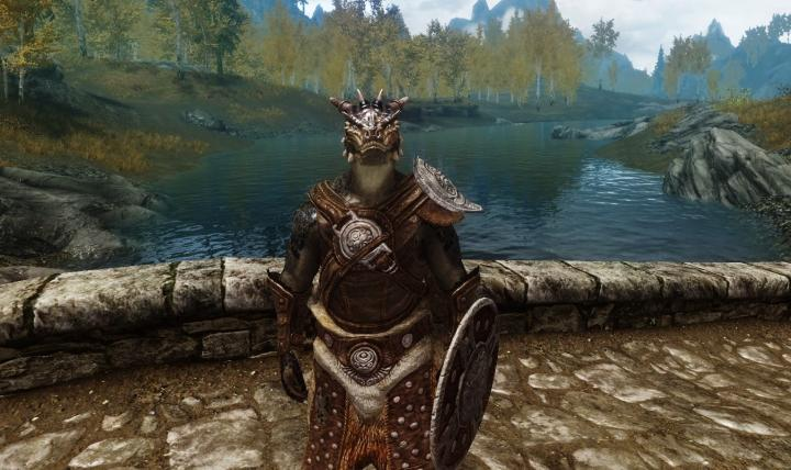 'Dave the Argonian'