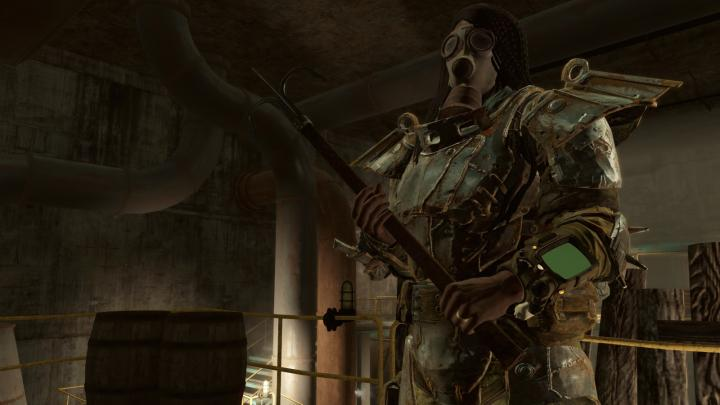 Tamriel Vault - Character Build: The Predator (FO4)