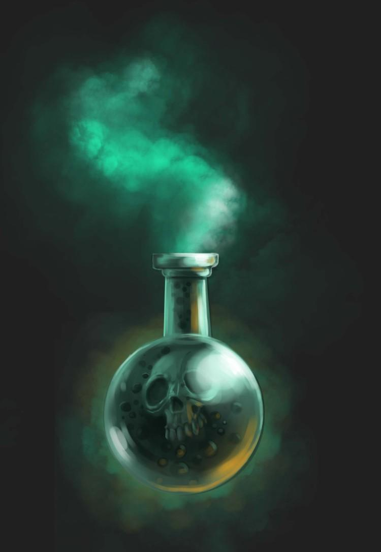how to make a potion of poison in skyrim