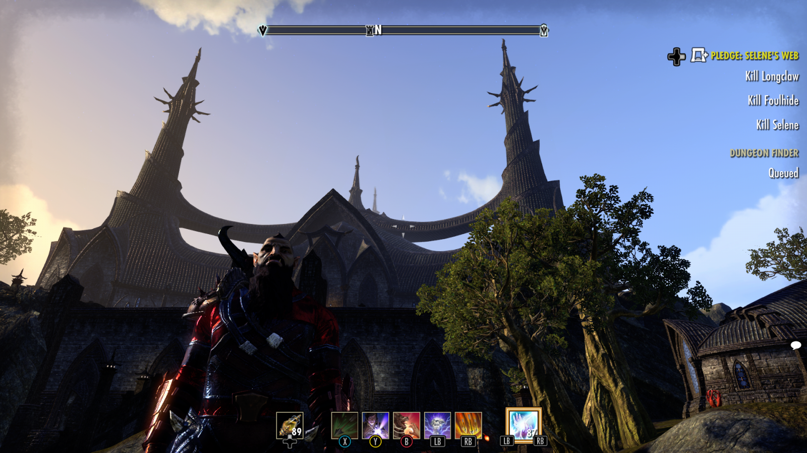 Postcard from Mournhold #1