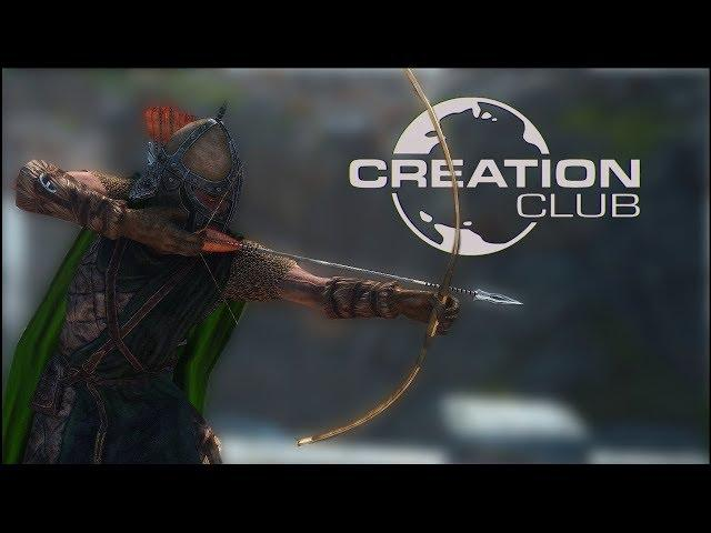 Tamriel Vault - Creation Club Purchases