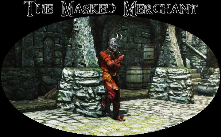 Tamriel Vault - Character Build: The Masked Merchant