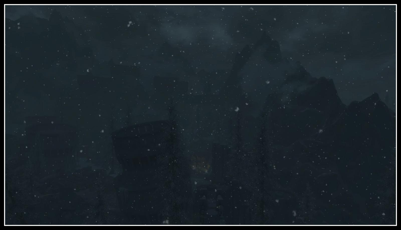 Ruins of Winterhold...or another Mod